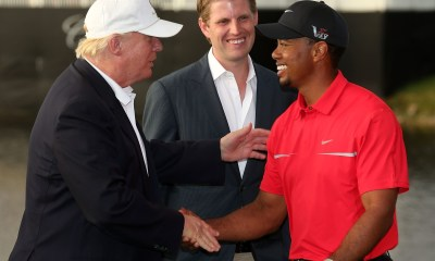 President of the United States, Donald Trump has revealed that he will award new PGA Masters winner, Tiger Woods with the Presidential Medal of Freedom.