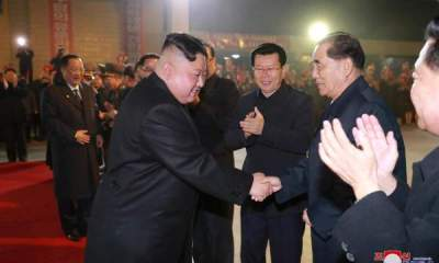 Despite tensions surrounding the North Korean leader's nuclear programme Kim Jong Un has arrived in Russia ahead of a much-anticipated summit with President Vladimir Putin.