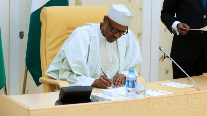 Just In: Buhari Fires Nigerian Christian Pilgrim Commission Boss, (See Why)