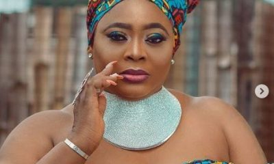 Speaking on the increasing rate of suicide in the country, Nollywood actress, Ayo Adesanya, has said there is nothing worth committing suicide over.