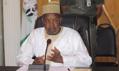 """We are very glad to announce that Governor Atiku Bagudu of Kebbi State Government is now our Chairman. Ensuing press releases and briefings will be made to this effect,""."