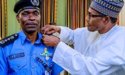 Just In: Mohammed Adamu Confirmed As IGP