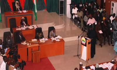 The Ekiti House of Assembly on Wednesday lifted the suspension placed on its former Speaker, Mr. Kola Oluwawole and other members.