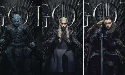 The Game of Thrones finale is arguably the biggest moment in episodic TV this century, and it's here. After eight years, eight seasons and several dozens of hours, it's over.