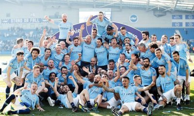 Manchester City has retained the Premier League title courtesy of a 4-1 win over Brighton & Hove Albion on the final matchday of the 2018-19 campaign.