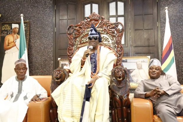 The Oba of Lagos, Oba Rilwan Akiolu, wants all properties belonging to the State, which were forcefully taken over by the Federal Government to be returned.