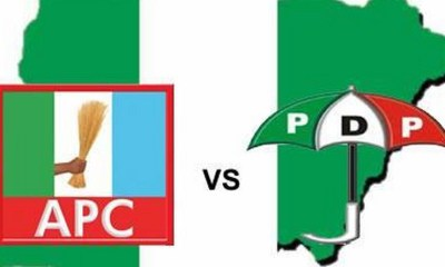 "The Peoples Democratic Party (PDP) has stated that Facebook's revelation detailing the alleged devious manipulations and engineering of disinformation in the 2019 election by the All Progressives Congress (APC) further exposes them as ""real enemies of our democracy and national cohesion."""