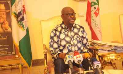 The Rivers State Governor, Nyesom Wike has dissolved the state's Executive Council ahead of presidential inauguration.
