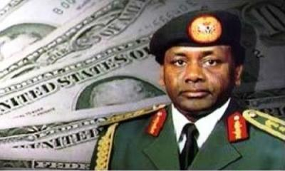 Another $267m of Nigerian fund looted by General Sani Abacha has been recovered in Jersey, according to a news story from Britain that went viral on Tuesday.