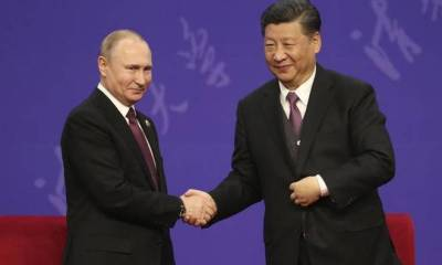 The bond between China and Russia is getting stronger has Chinese President Xi Jinping was awarded an honorary doctorate from Russia's St. Petersburg State University with Russian President Vladimir Putin attendance on Thursday.