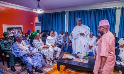 The Eko Club of Lagos has urged Speaker of the 9th House of Representatives, Femi Gbajabiamila to work with the executive arm of government for the benefits of the masses.