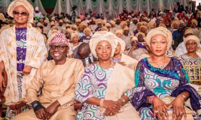 His Excellency, the Executive Governor of Lagos State, Babajide Sanwo-Olu has congratulated Senator representing Lagos Central Senatorial District at the Nigerian National Assembly, Oluremi Tinubu on her induction into the Nigerian Women Hall Of Fame.