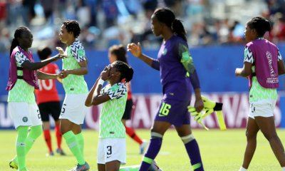 The Super Falcon has made a remarkable history in 20 years as they qualify for the knockout stages of the FIFA Women's World Cup.