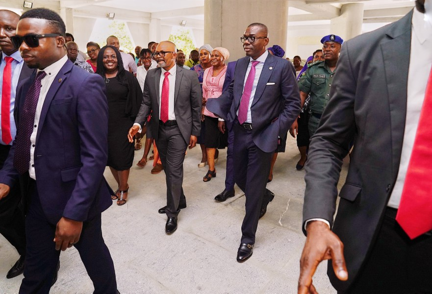 The Lagos State Governor, Mr. Babajide Sanwo-Olu on Tuesday urged Lagosians residing in Federal Capital Territory, FCT, Abuja to be good ambassadors of Lagos and be law-abiding.