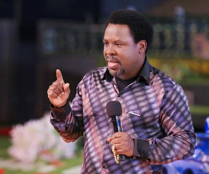 Prophet TB Joshua Reveals What Will Happen To Biafra