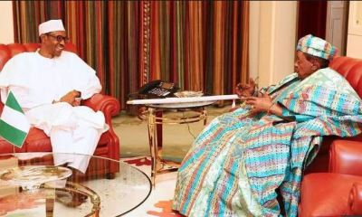 Alaafin Accuses Buhari Of Not Bringing Herdsmen, Kidnappers To Book