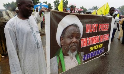 The Islamic Movement of Nigeria (IMN) also known as Shiites have vowed to continue with their protest until their leader Sheikh Ibrahim El-Zakzaky is released from detention.