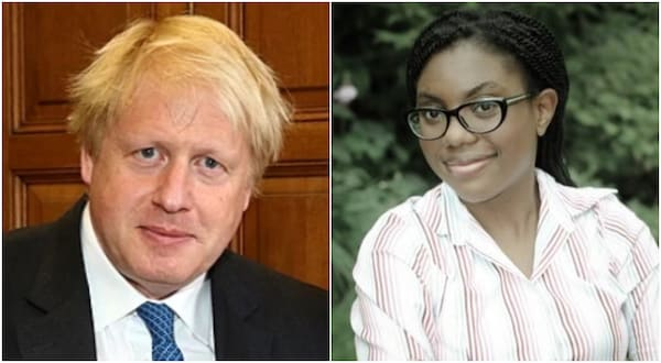 British Prime Minister Appoints Nigerian As Minister For Children and Families