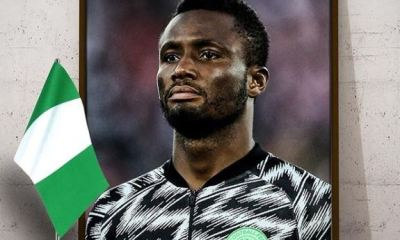 Super Eagles captain John Obi Mikel, on Thursday, announced his retirement from international football at the age of 32 after a successful career with the national team.