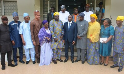 Just In: Lagos Inaugurates 2019 Hajj Ad-hoc Committee