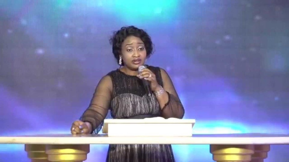 Omolele Fatoyinbo, Wife of the senior pastor of the Commonwealth of Zion Assembly (COZA), Biodun Fatoyinbo has finally broken her silence to reveal that her embattled husband helped her to fight her introverted nature.