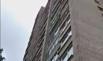 Couple Fall From Ninth Floor Window While Having Sex