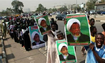 El-Zakzaky's Daughter Reacts To Suspension Of Protest