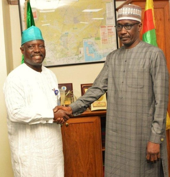 NNPC, NOSDRA Pledge Collaboration To Stem Oil Spill