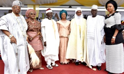 Sanwo-Olu's Wife Urges Muslims To Always Submit Totally To Allah's Commandments