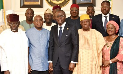 Nigeria Must Not Let Families Of Ex-Servicemen Down, Says Sanwo-Olu