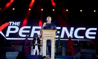 """How Musical Concert, """"The Experience,"""" Contributes To Economic Growth- Paul Adefarsin"""
