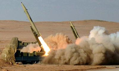 Iran ballistic missiles