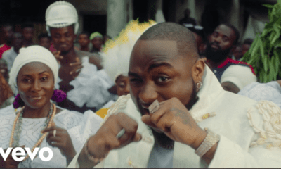 "Davido Features Chioma In Visuals For ""1 Milli"""