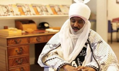 Dethronement: Sanusi Apprehended, Whisked Out Of Kano State