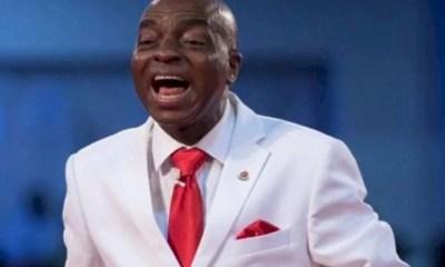 Bishop Oyedepo Breaks Silence On Sack Of 40 Pastors [Video]