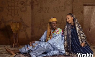 Yusuf Buhari Releases Pre-wedding Pictures