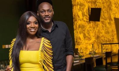 Trouble In Paradise? Annie Idibia Calls 2Baba Out Over His Baby Mama