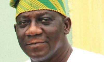 Gunmen Abduct Air Vice Marshal Sikiru Smith In Lagos