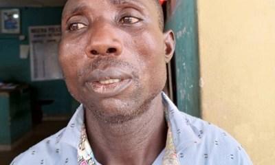Police Arrest Man For Allegedly Defiling Daughter