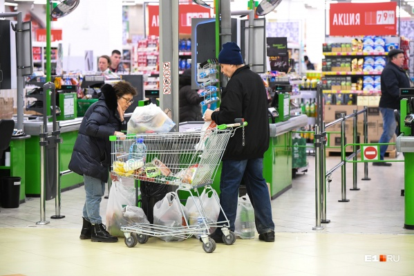 В торговых центрах появятся «чистые зоны»