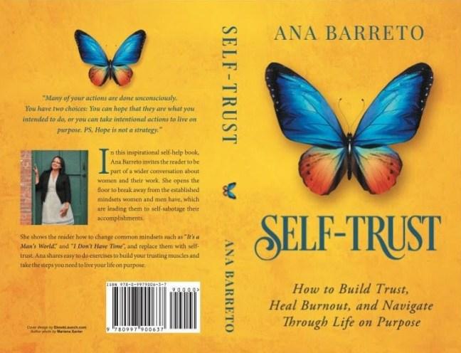 Self-Trust Book cover
