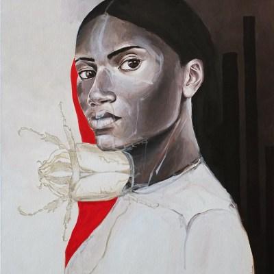 Verdade I   Acrylic on canvas   50x60 cm   2019
