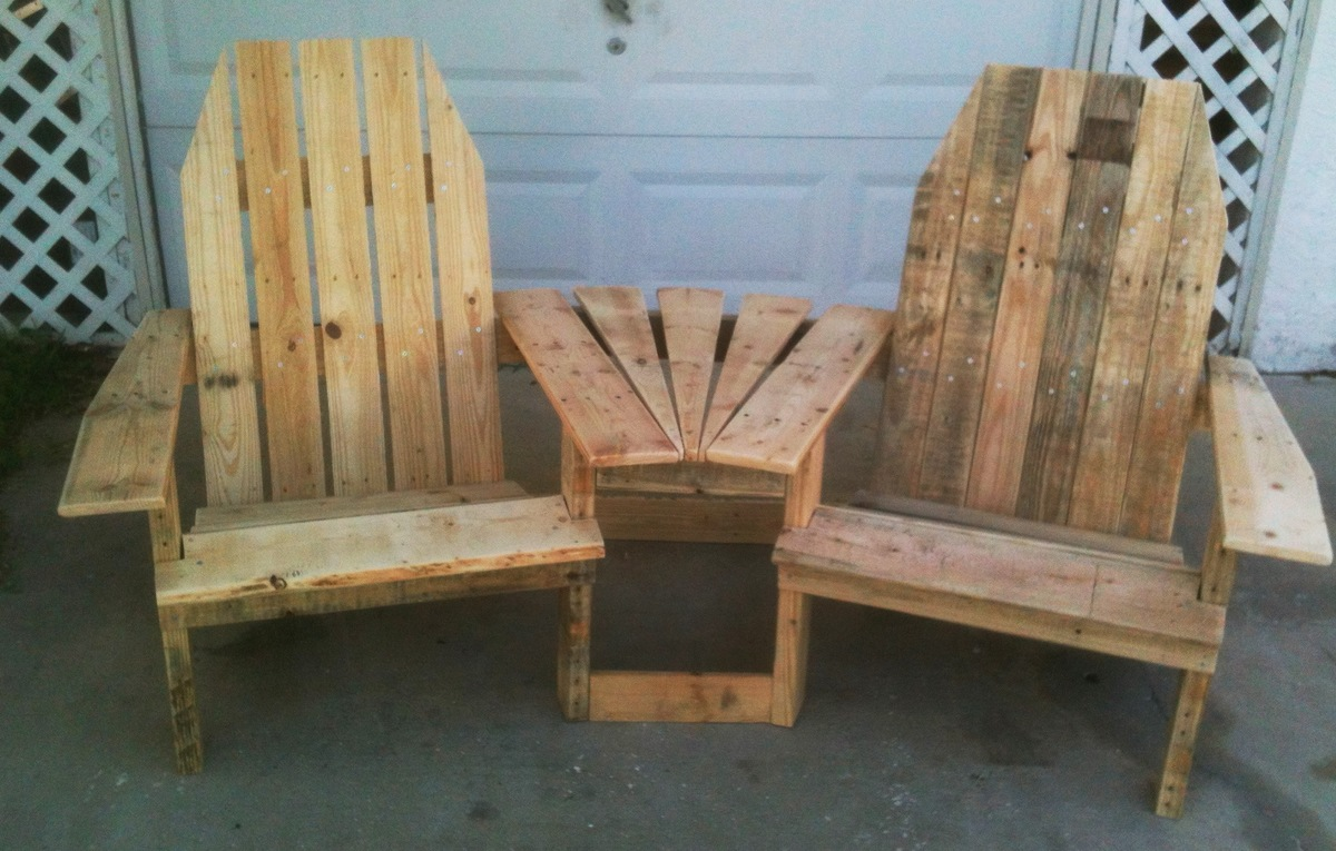 free diy log furniture plans