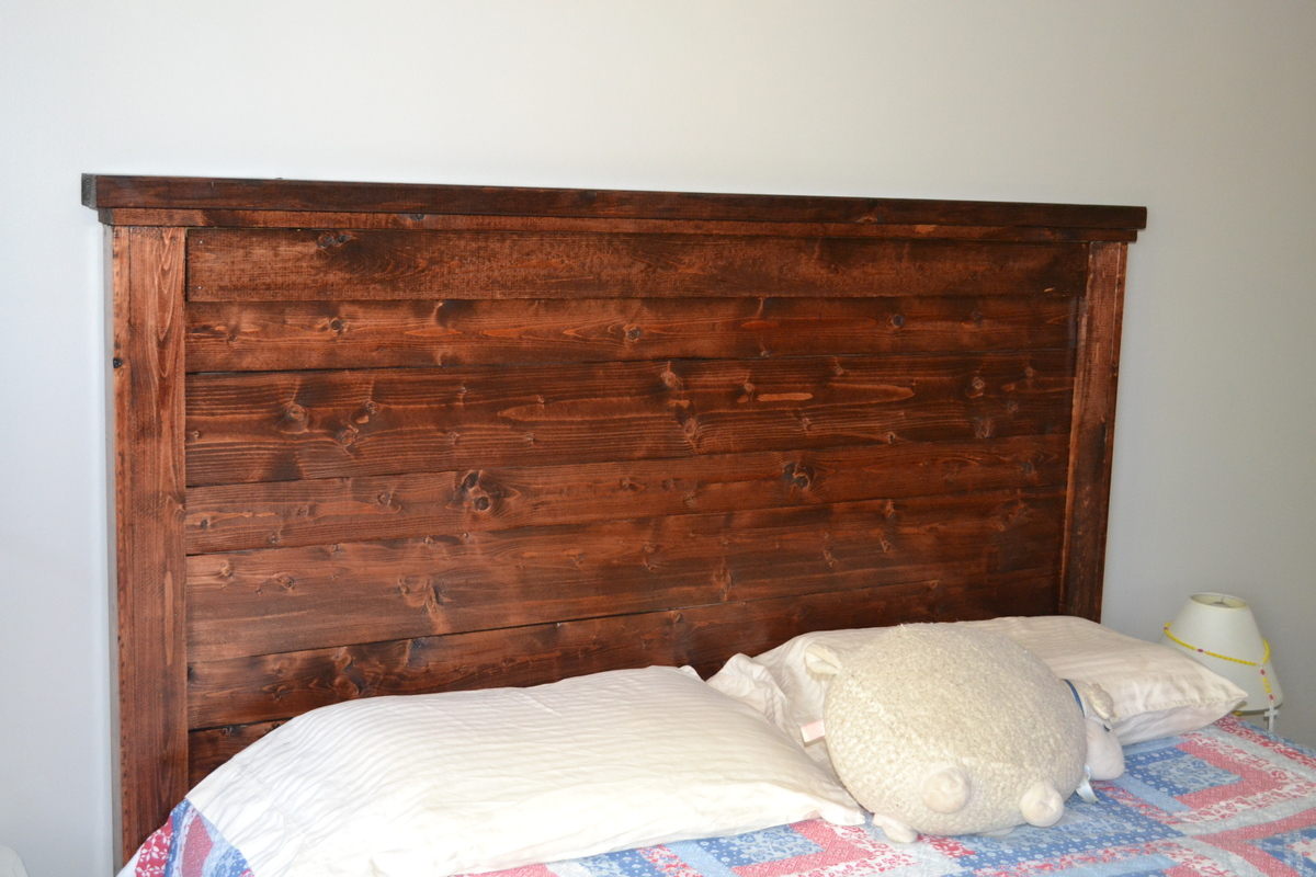 Build Diy Headboard Plans King Plans Wooden Decorative