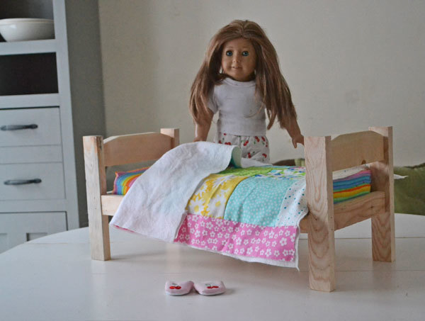 doll bed plans free