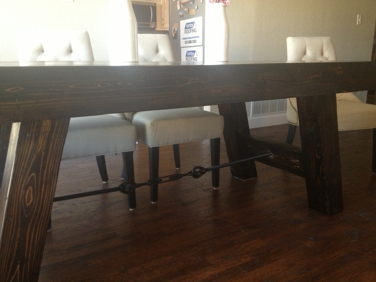 Benchwright Table - DIY Projects
