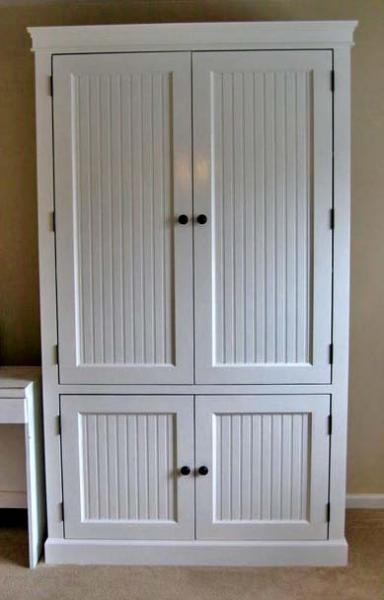 Build DIY Jewelry armoire design plans Plans Wooden ...