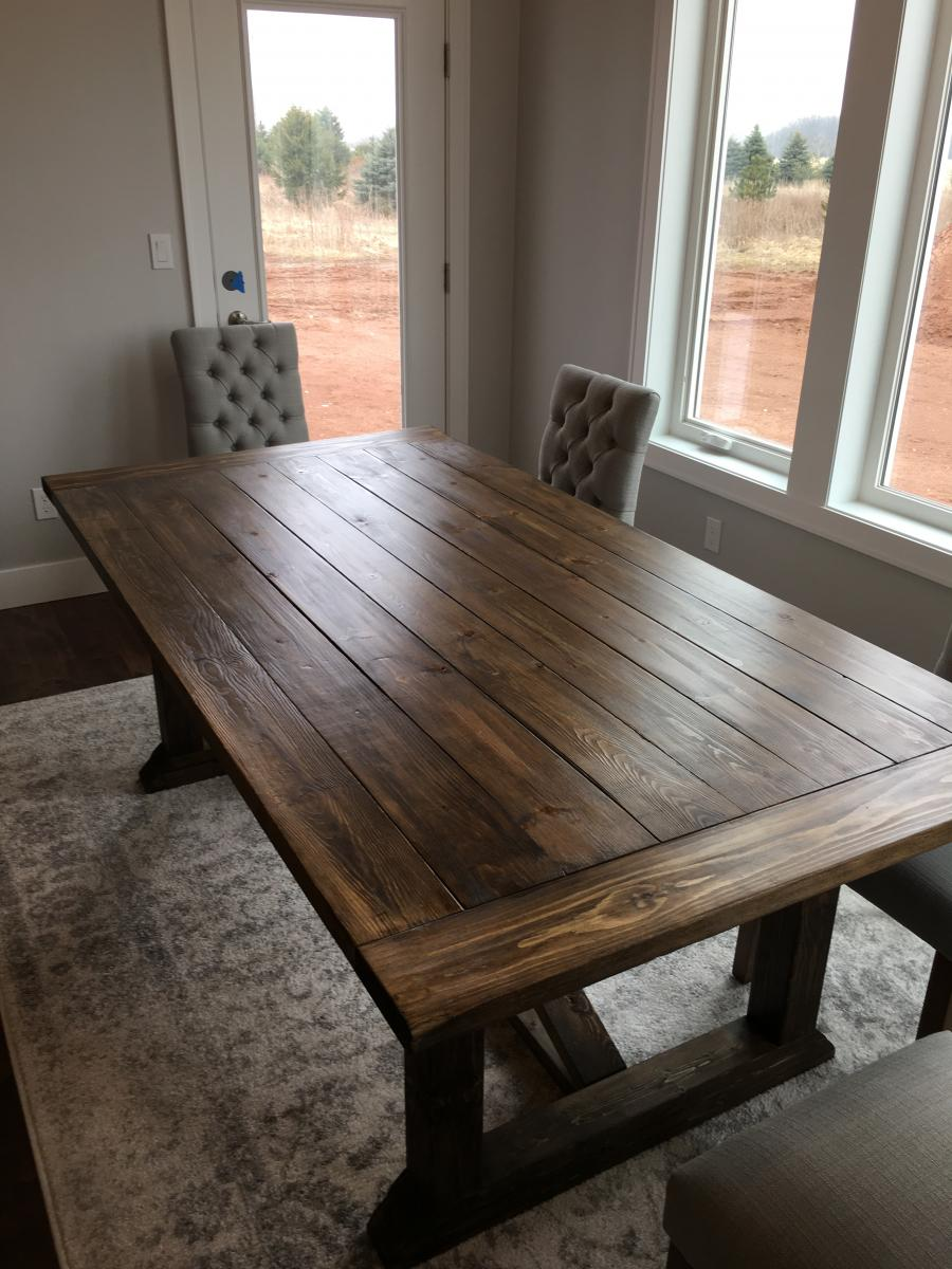 Ana White Rekourt Table Build Diy Projects