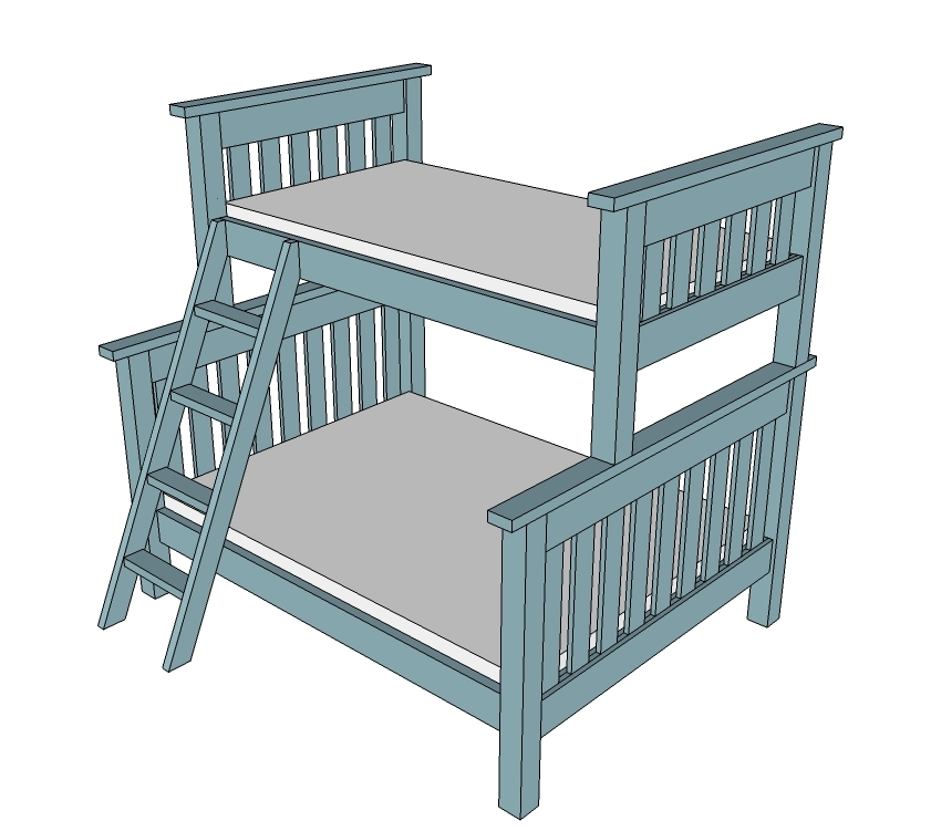 PDF Plans Plans To Build A Double Bunk Bed Download dvd bookcase plans ...