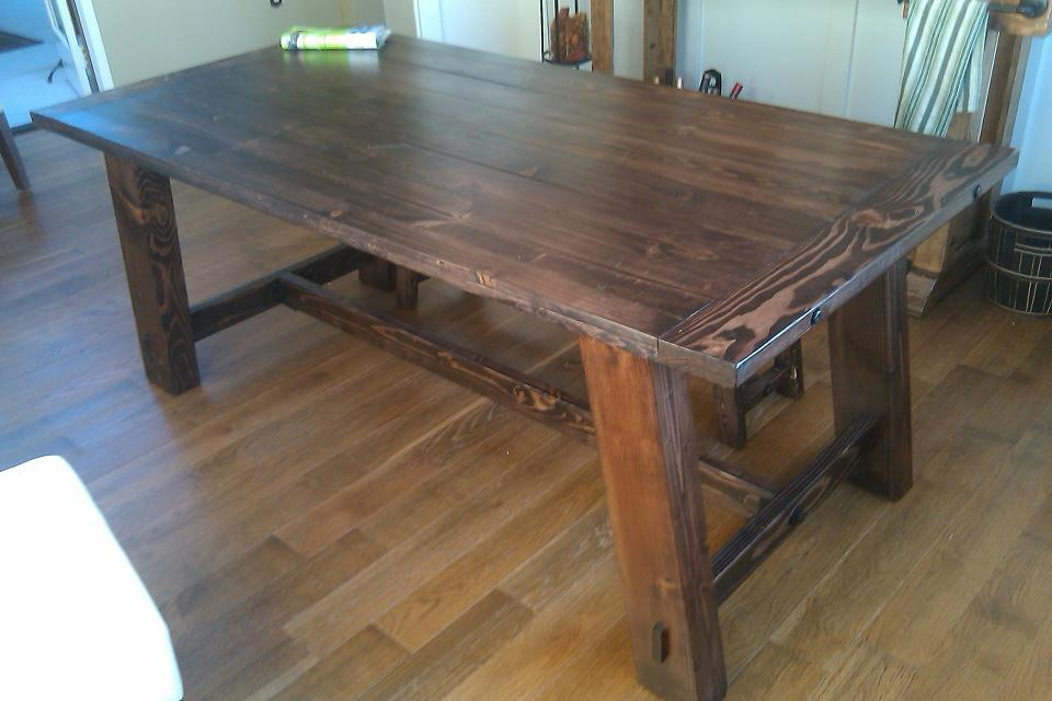 How To Build Benchwright Extending Dining Table Plans PDF